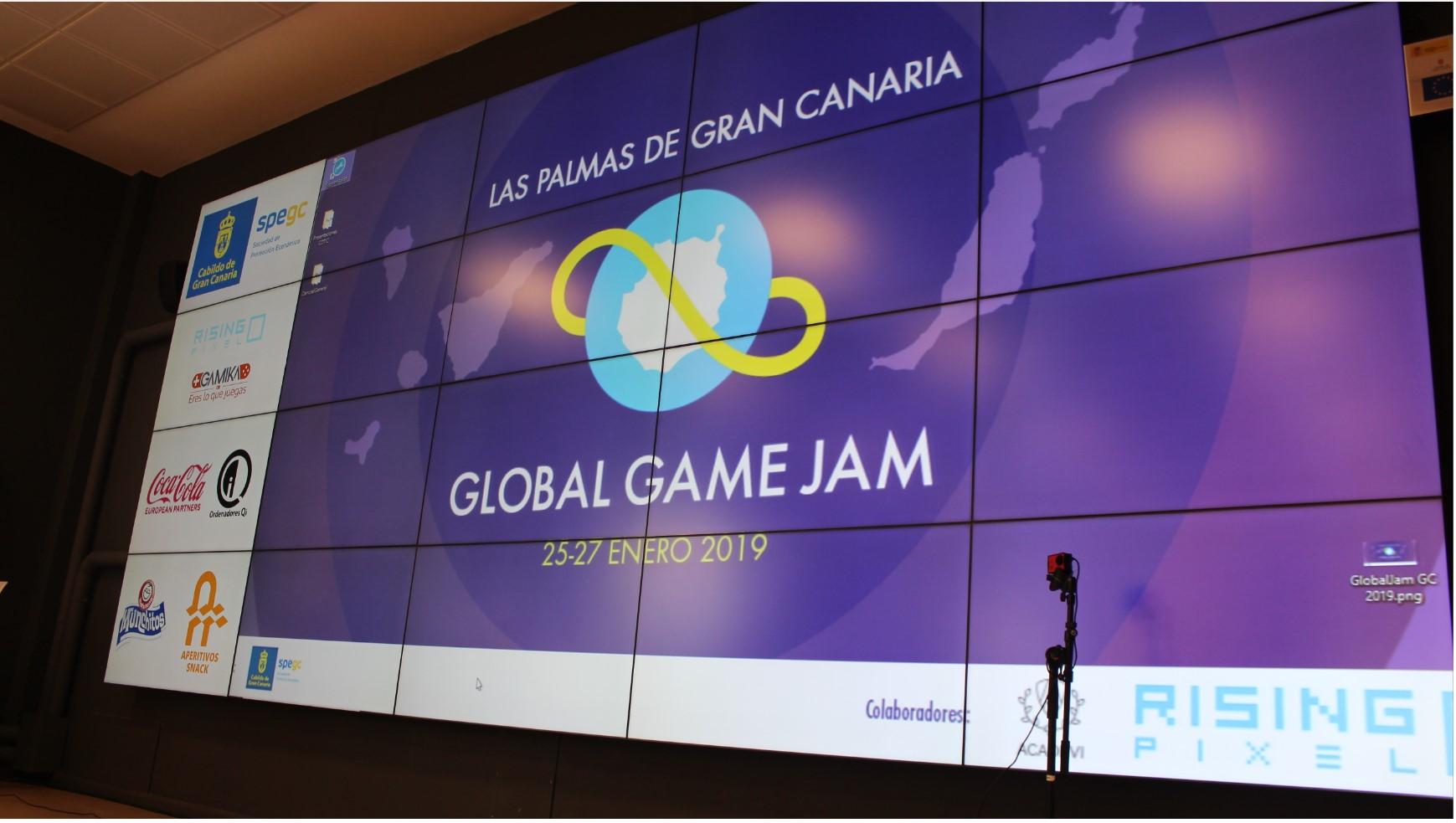 Comienza la Global Game Jam 2019