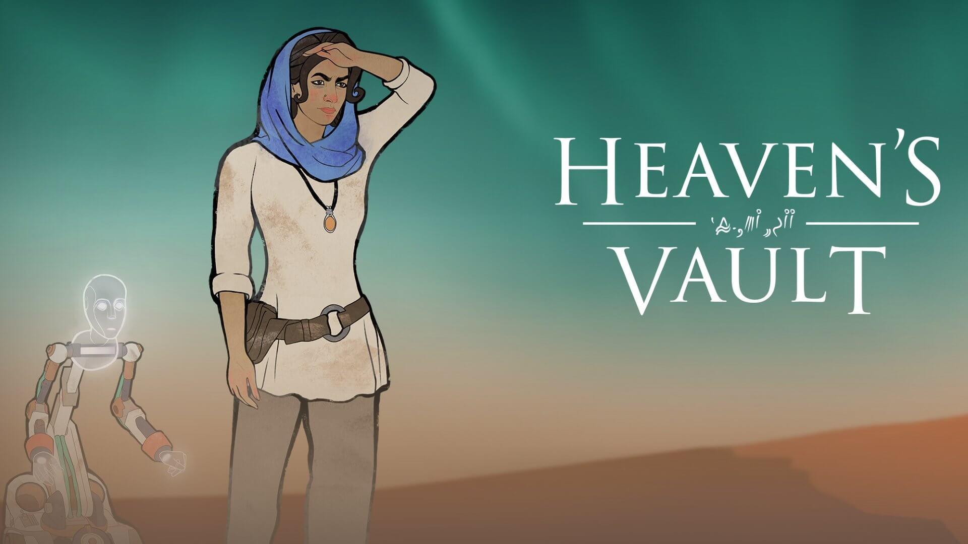 Heaven's Vault es una aventura arqueológica de chill