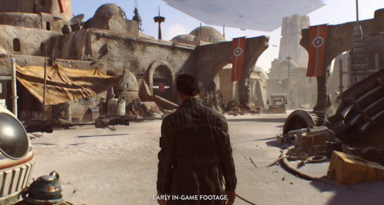 Electronic Arts y sus problemas con Star Wars