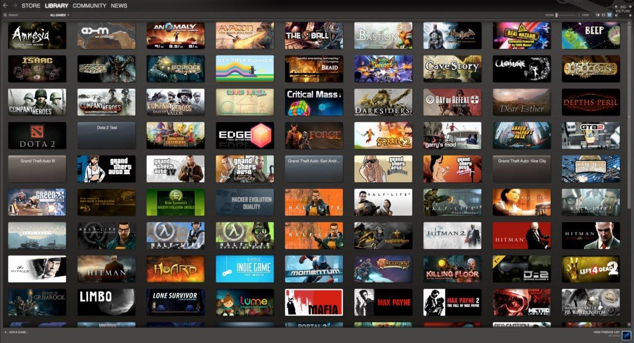 Valve anuncia un rediseño de Steam con nuevas funciones