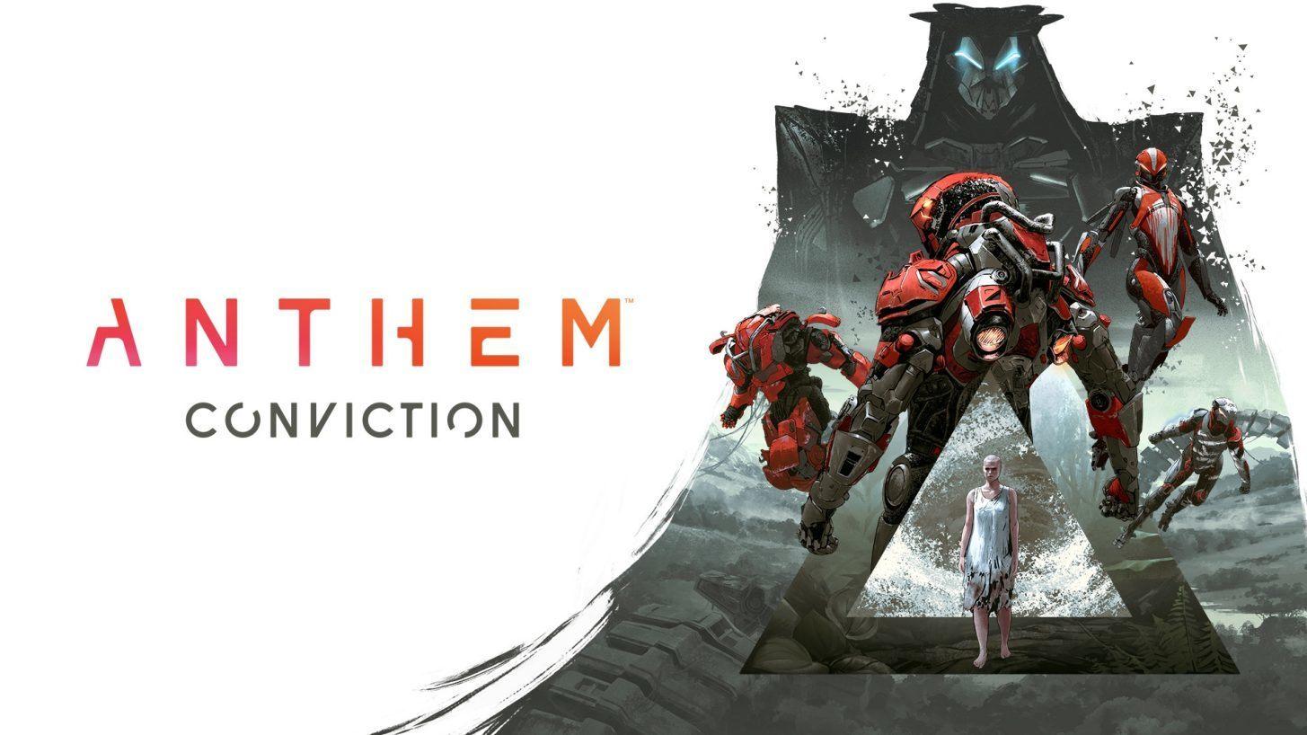Conviction, el cortometraje de Anthem dirigido por Neill Blomkamp