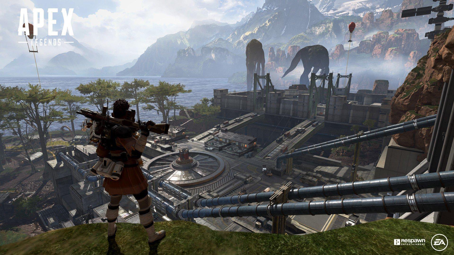 Apex Legends alcanza los 25 millones de jugadores