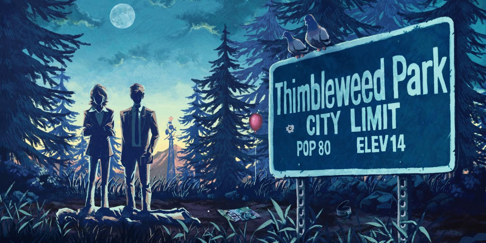 Thimbleweed Park es el próximo juego gratis de Epic Games Store