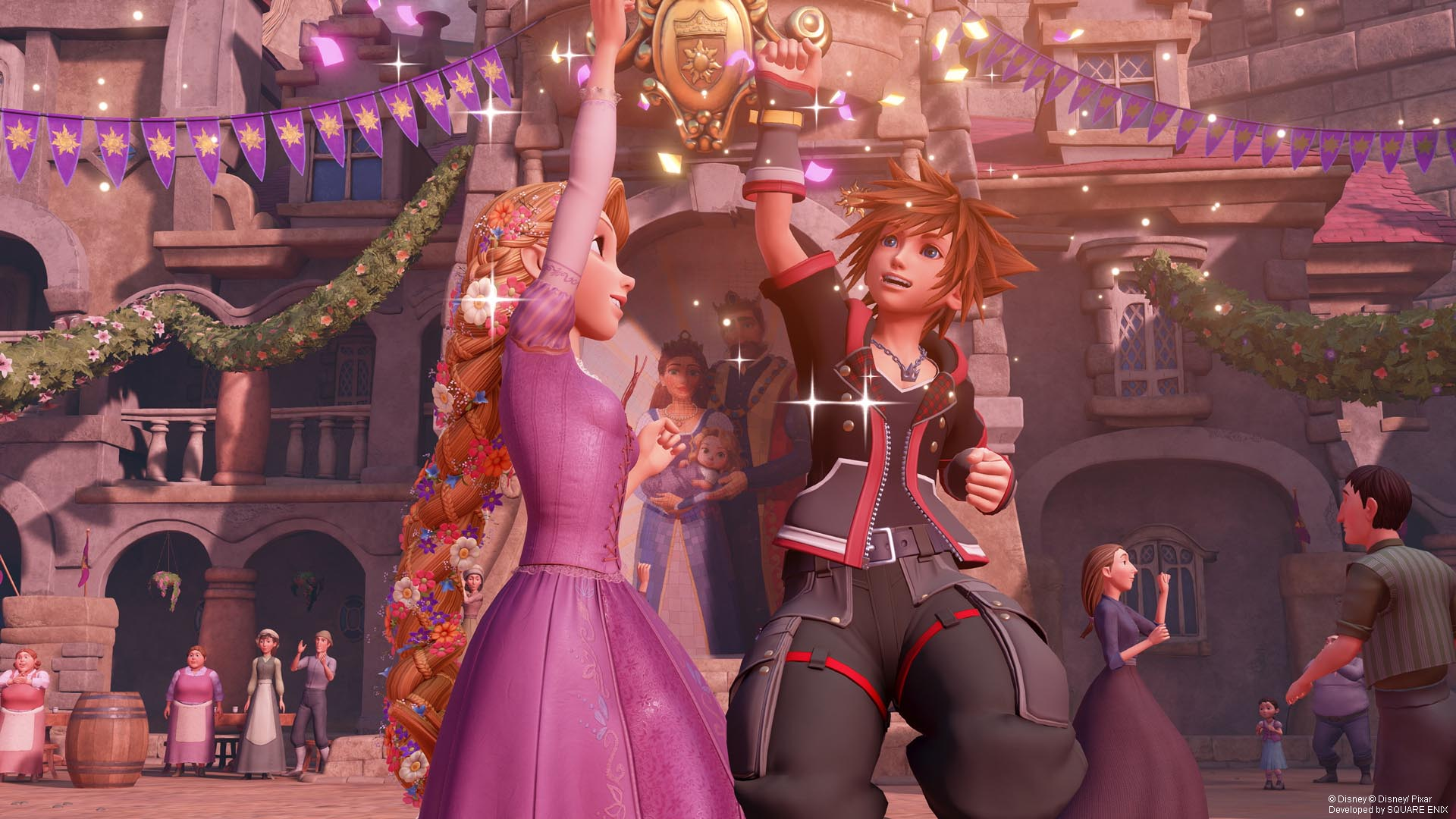 Cuando Kingdom Hearts se hizo realidad
