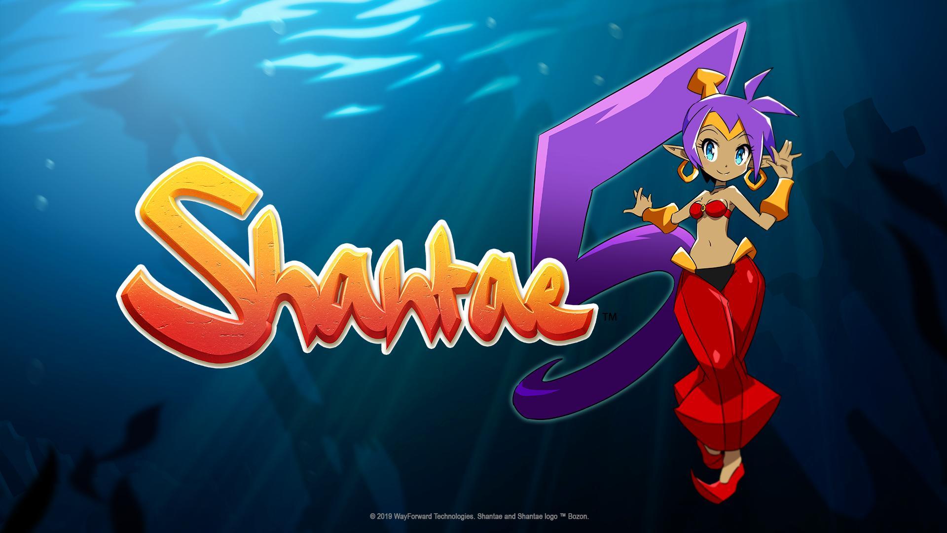 WayForward confirma Shantae 5