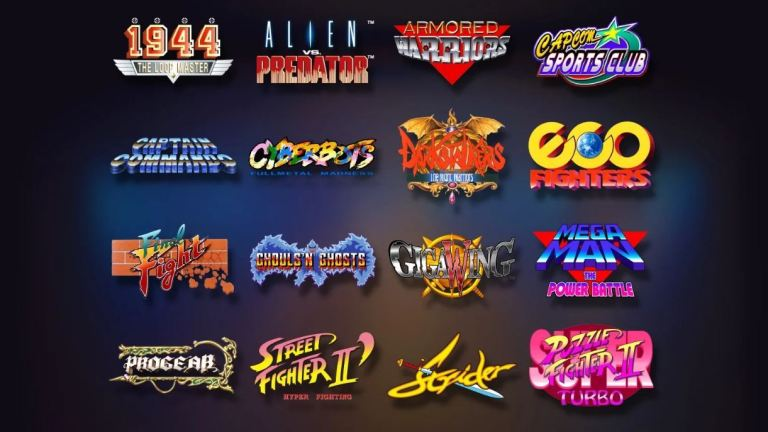 Capcom nos presenta su Arcade para el hogar