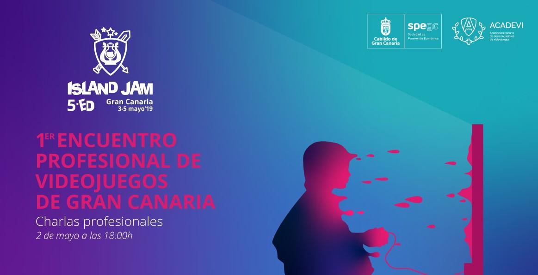 I Encuentro Profesional de Videojuegos de Gran Canaria