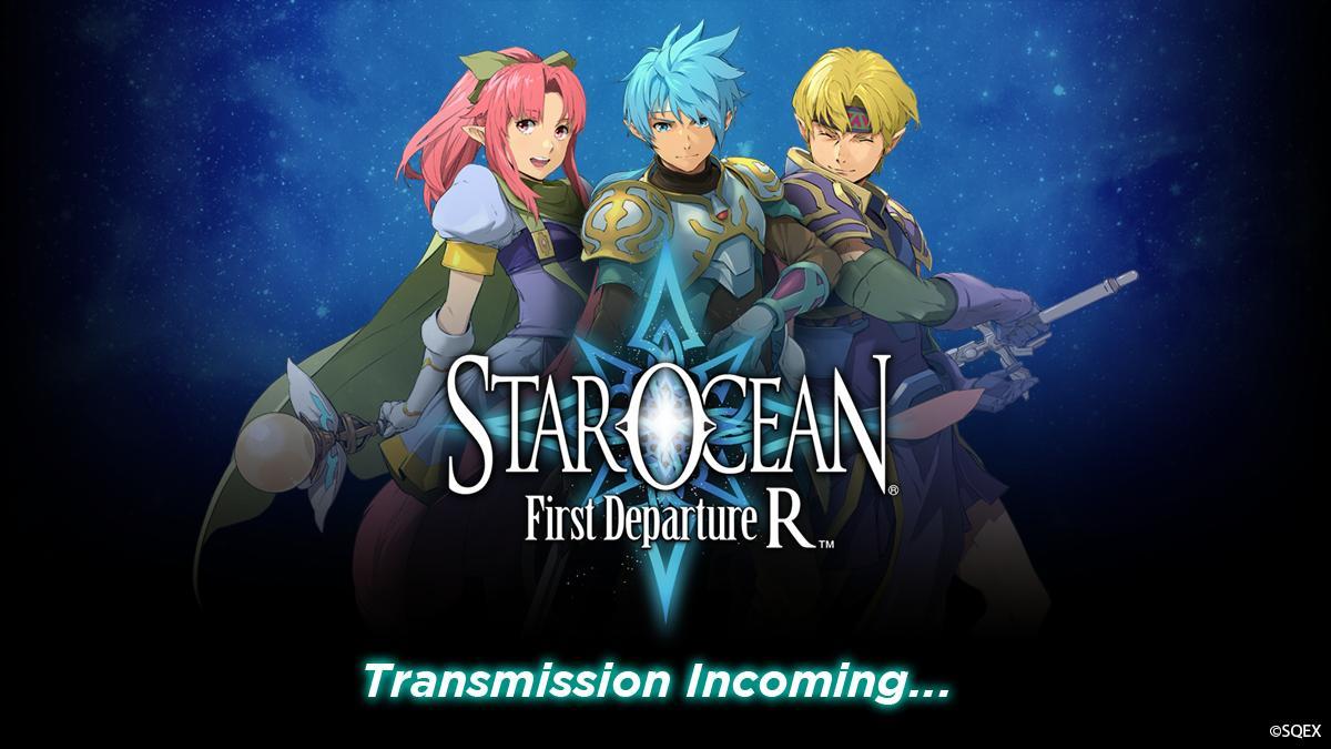 El remake del primer Star Ocean llegará a PlayStation 4 y Nintendo Switch
