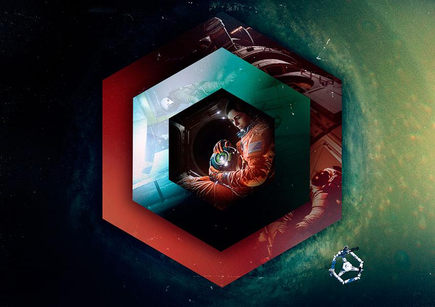 Observation es el título de misterio y naves espaciales que esperabas