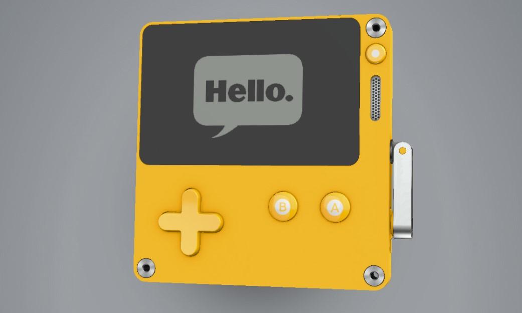 Playdate es una nueva y curiosa consola portátil de Panic