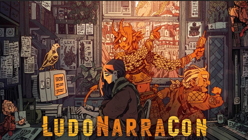 Ludonarracon es la primera convención digital de juegos narrativos