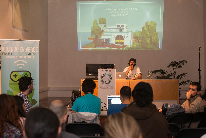 Vuelven las Jornadas de Videojuego Responsable a Garachico