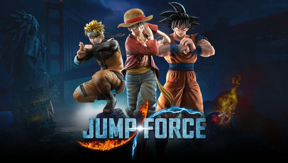Ya tenemos el primer pack de personajes de Jump Force