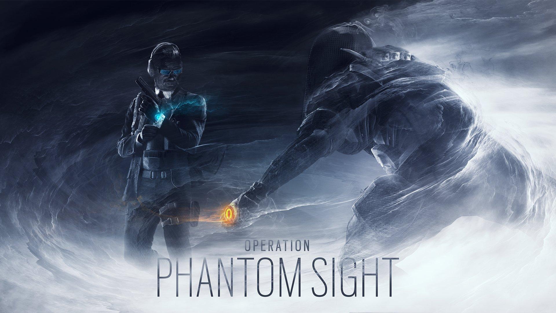 Todo sobre Operation Phantom Sight de R6