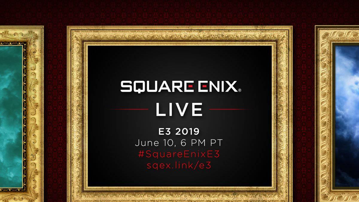Crónica Square Enix E3 2019