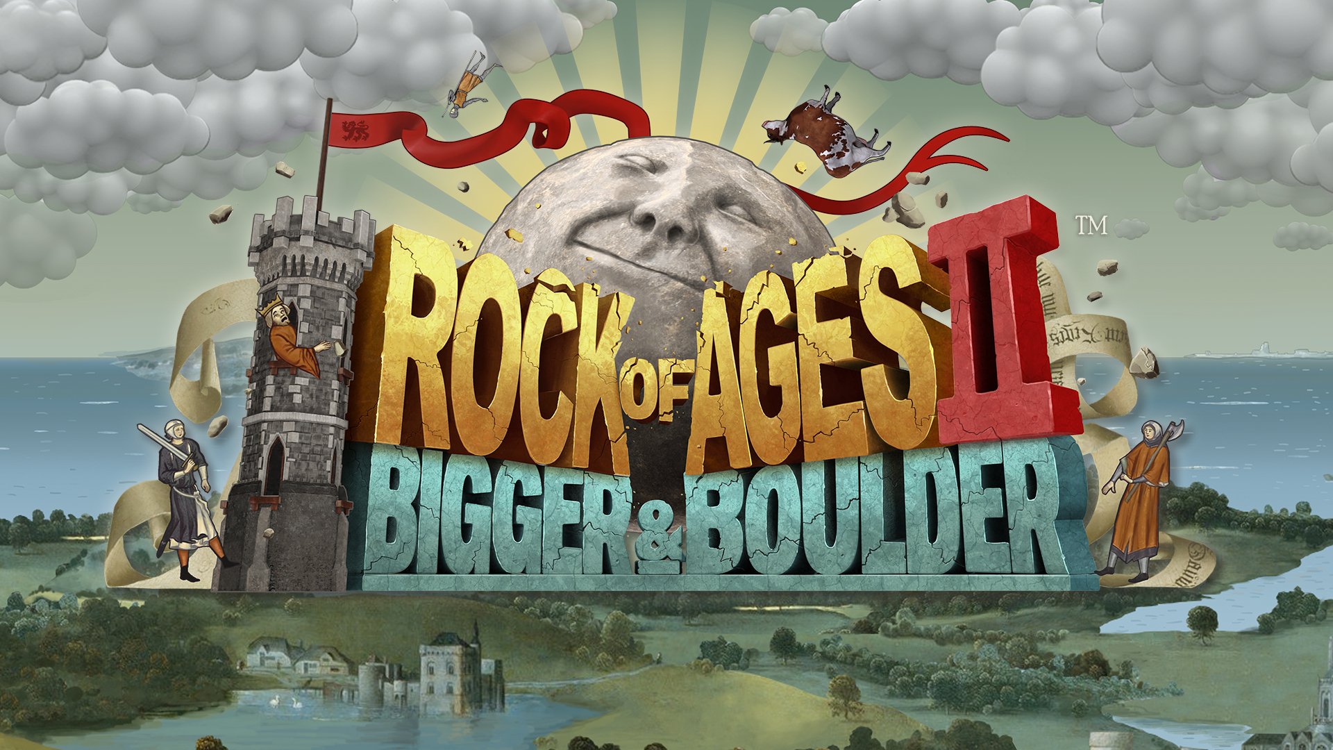 Analisis Rock of Ages II
