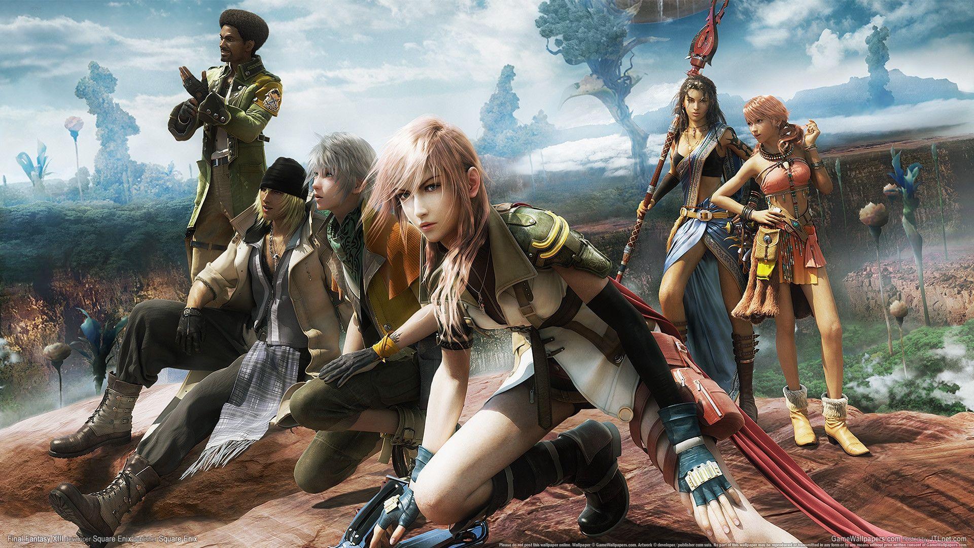 Ahora disponibles las bandas sonoras de Final Fantasy en Spotify y Apple Music