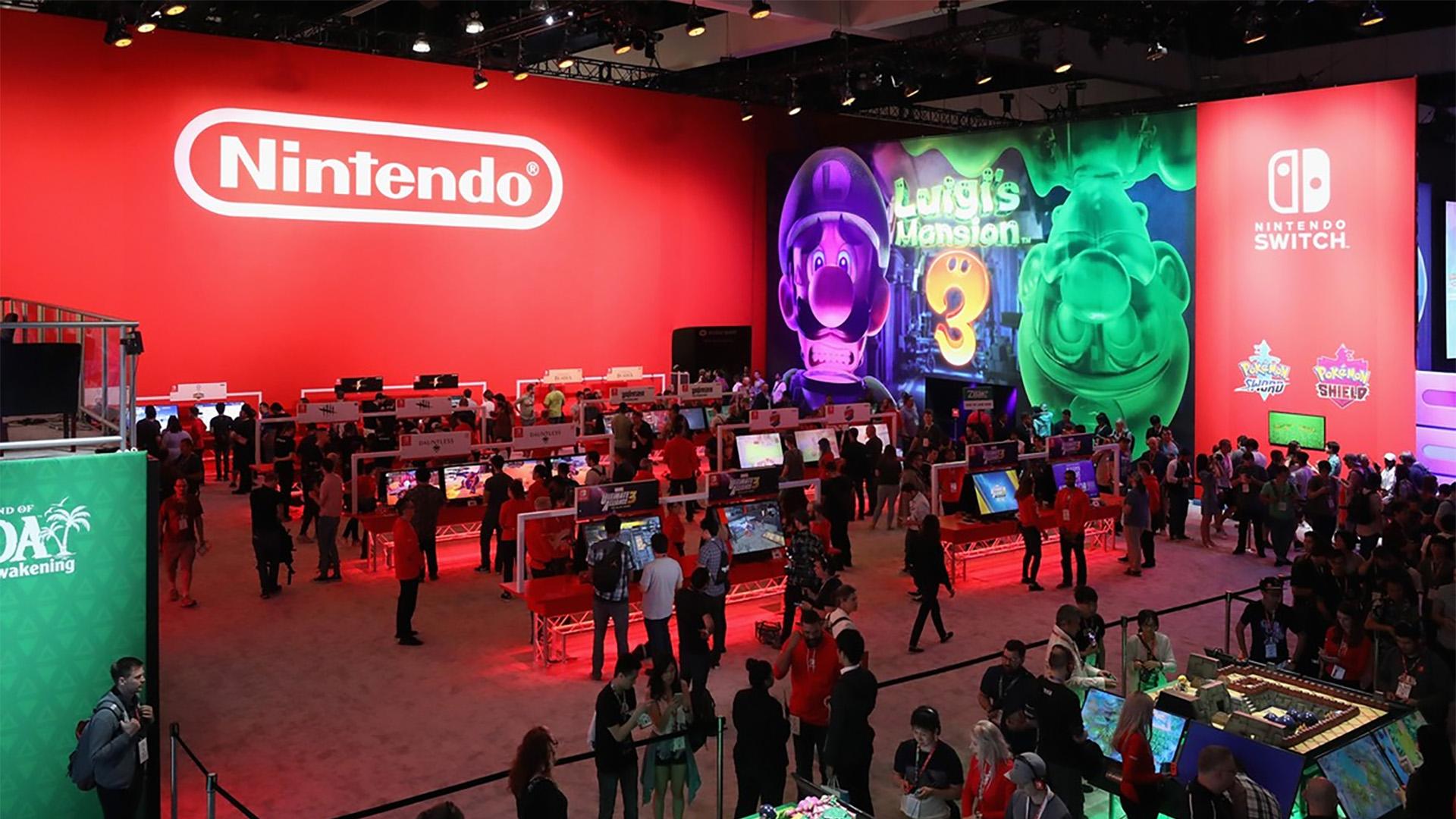 Cronica de Nintendo E3 2019
