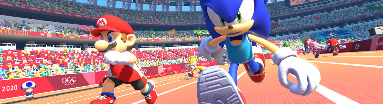Mario & Sonic en los juegos olimpicos de Tokyo 2020