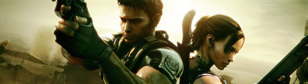 Resident Evil 5 y 6