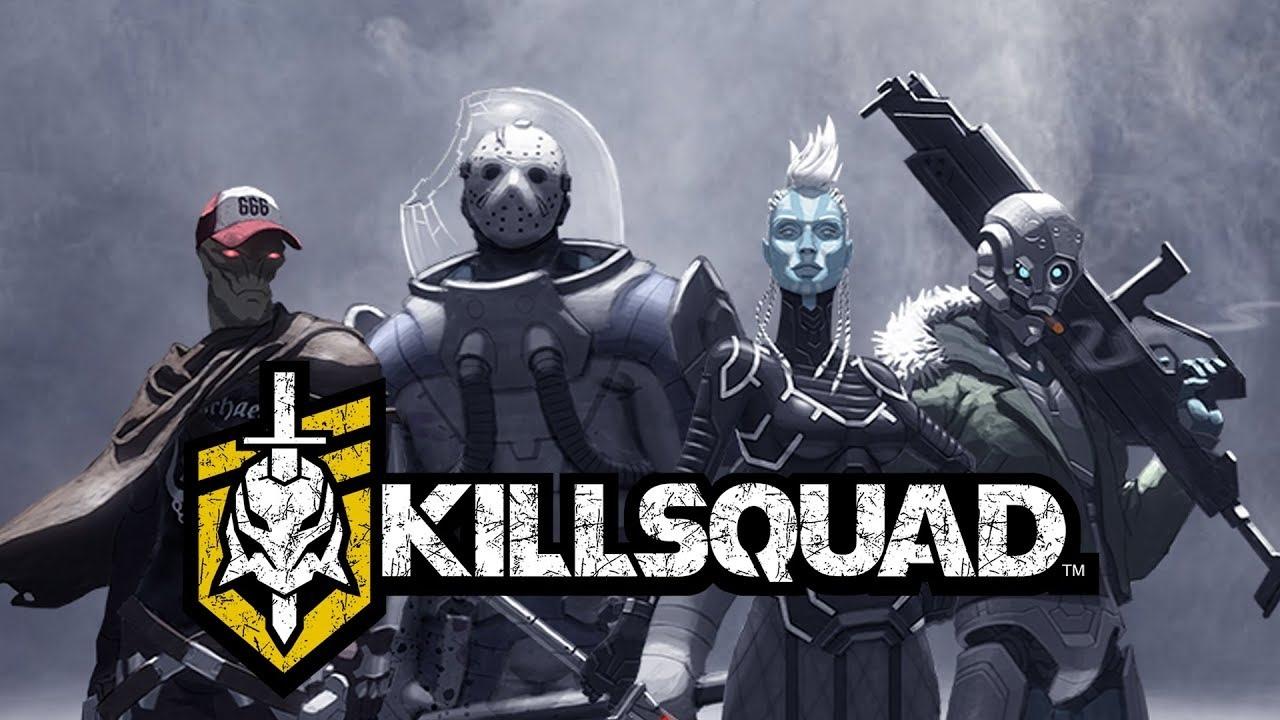 Killsquad el nuevo RPG de accion que llegara a steam proximamente