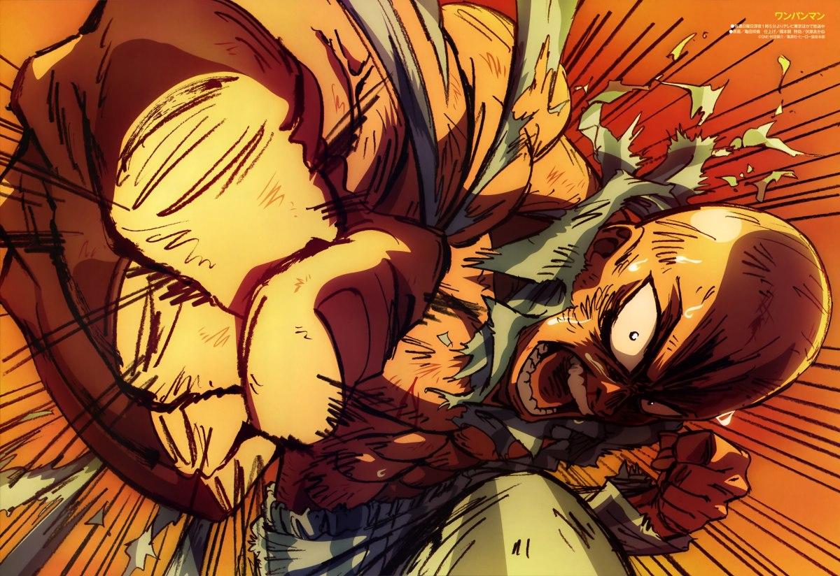 One punch se pasa del Manganime a los videojuegos