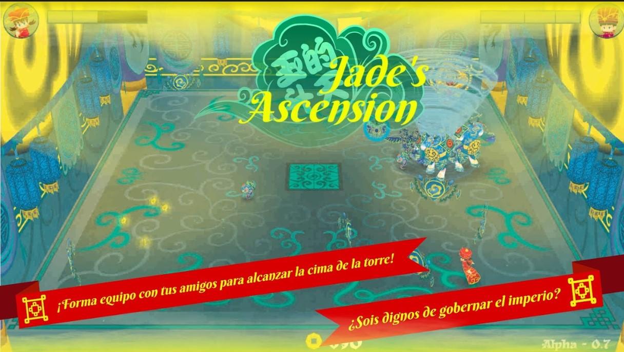 Jade's Ascension,  presenta su campaña de Kickstarter