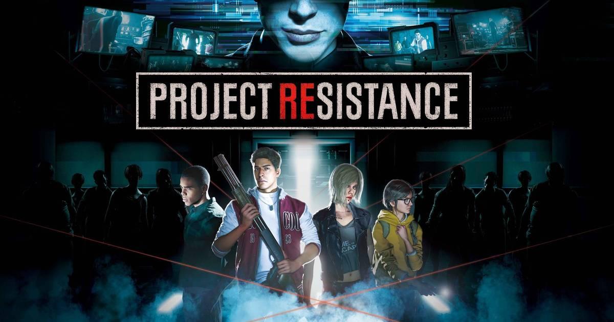 Así se juega Project Resistance, el próximo Resident Evil