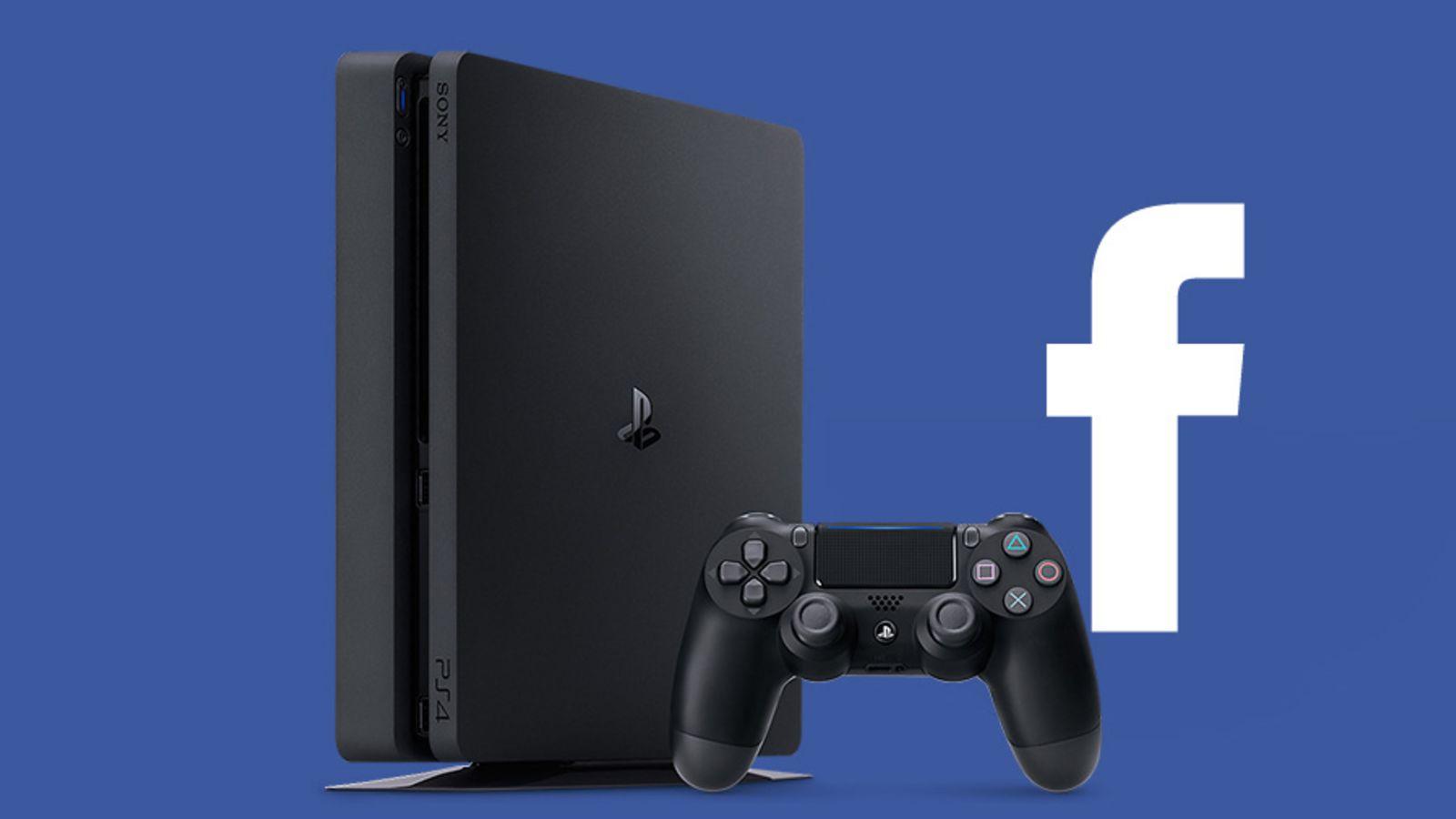 PlayStation 4 ya no tiene soporte para Facebook