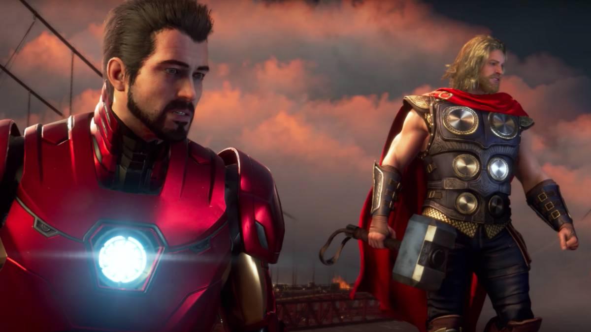 Nuevo adelanto de Marvel`s Avengers que nos muestra su personalizacion a fondo
