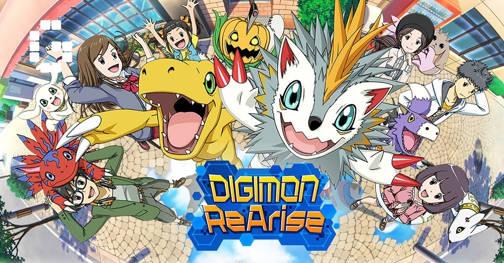 Digimon ReArise llega a ios y android