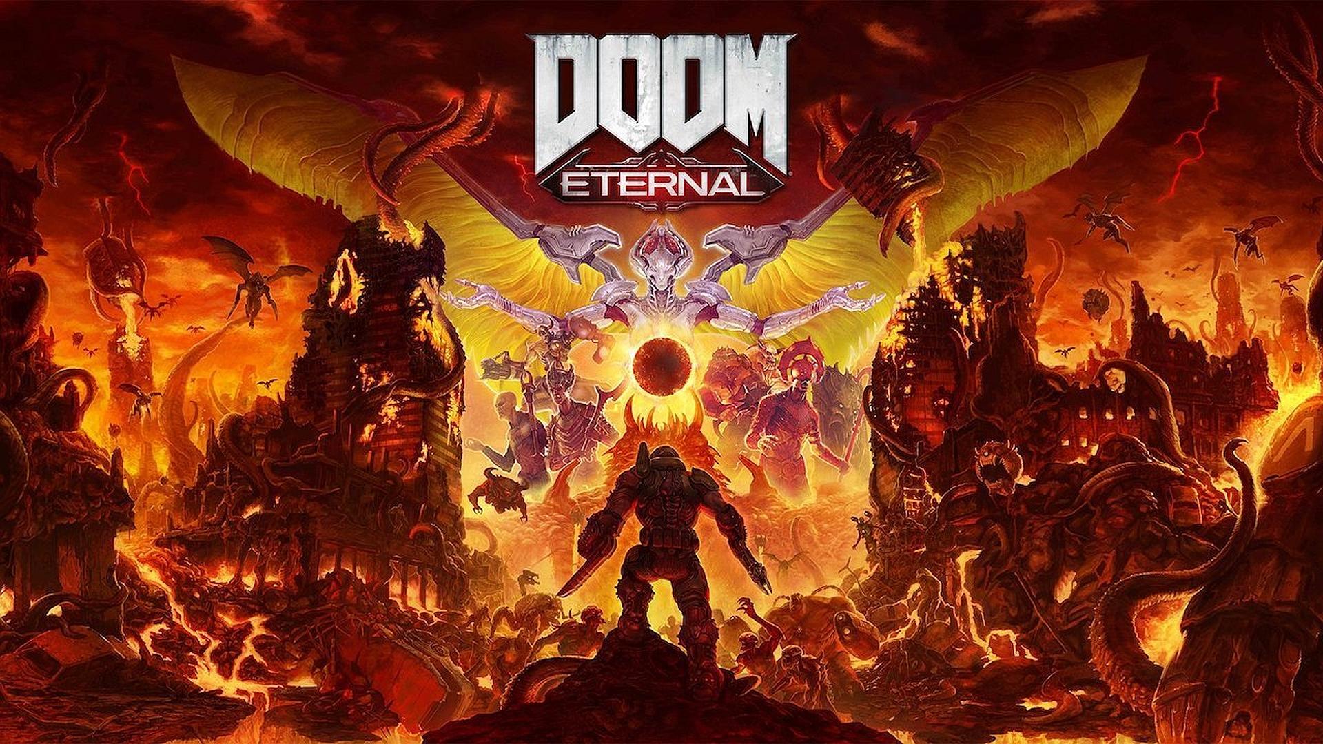 Nuevo tráiler de Doom Eternal