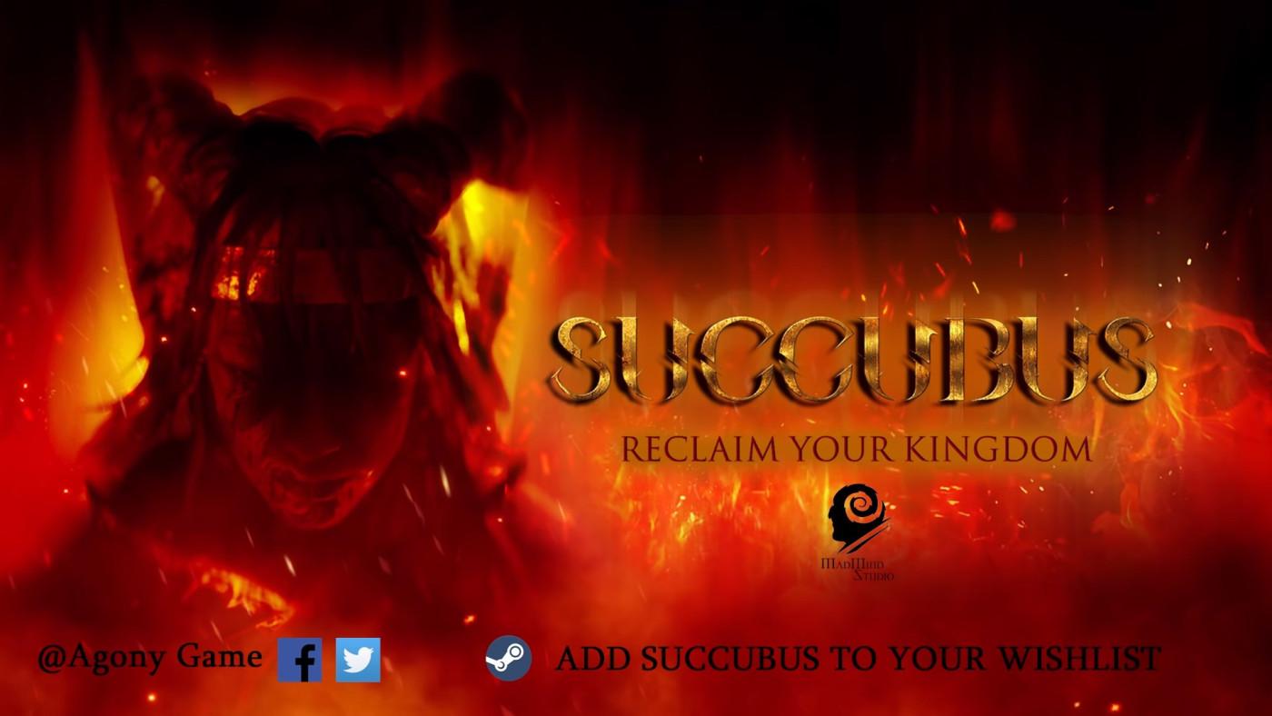 13 minutos de gameplay de Succubus