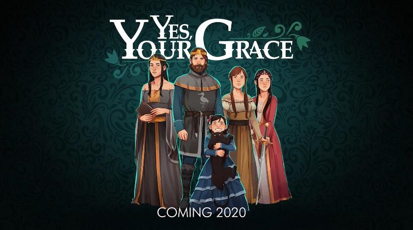 Yes, your grace llegará a pc en 2020