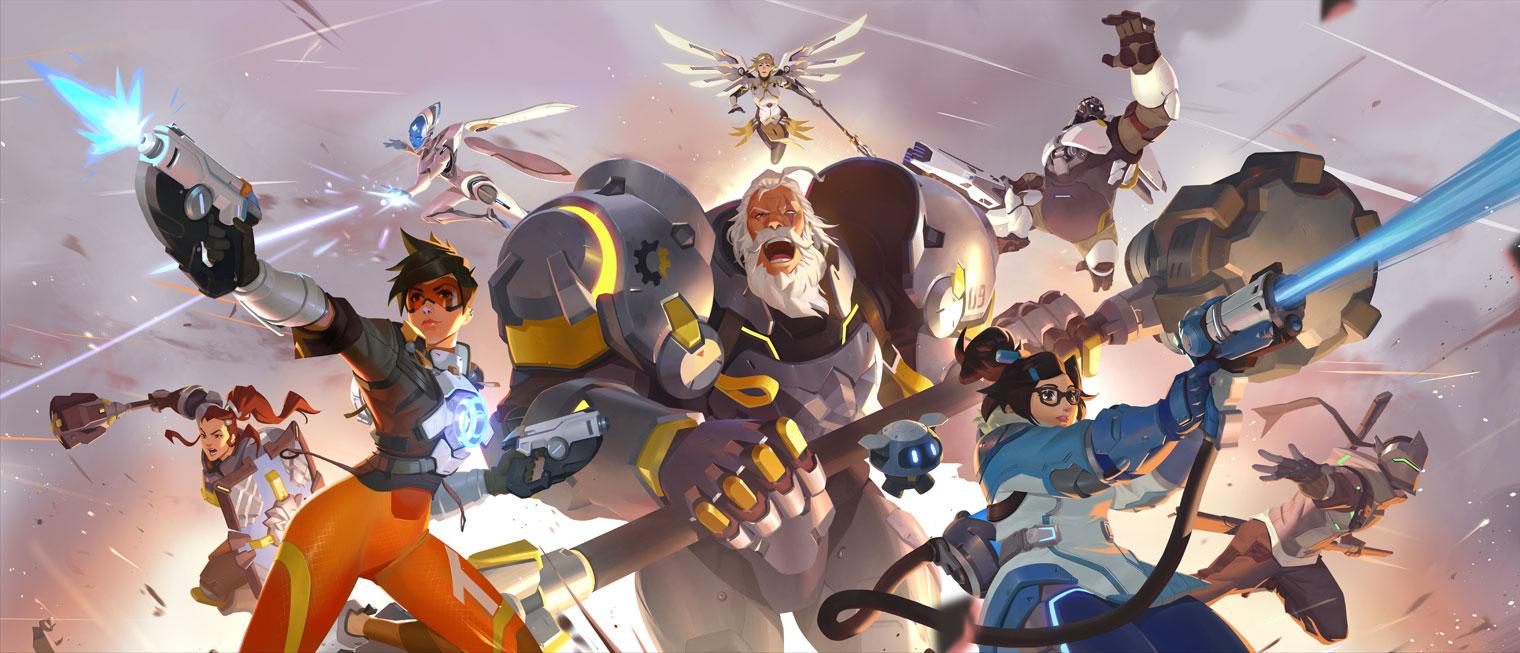 Overwatch 2: modo historia, personalización y otras novedades