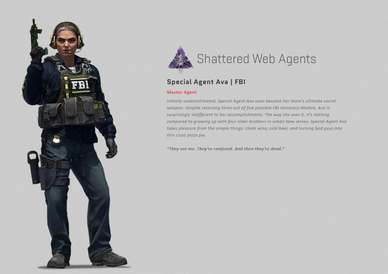 Nuevos avatares para CS:GO