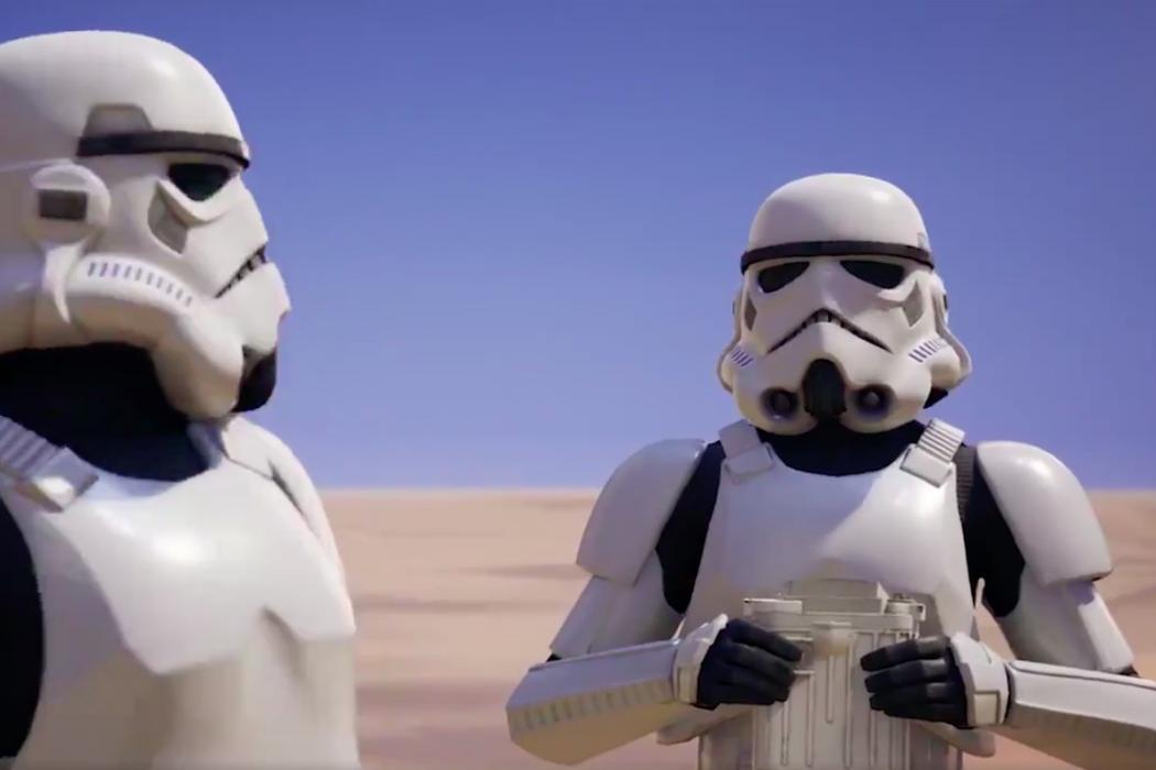 Los Stormtroopers llegan a Fortnite