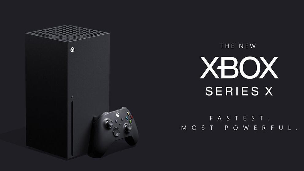 Xbox Series X, el nombre de la próxima consola de Microsoft