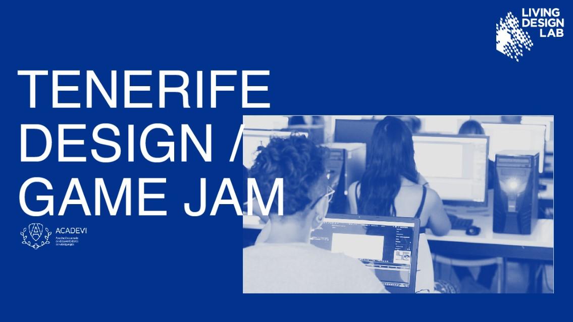 TENERIFE DESIGN-GAME JAM