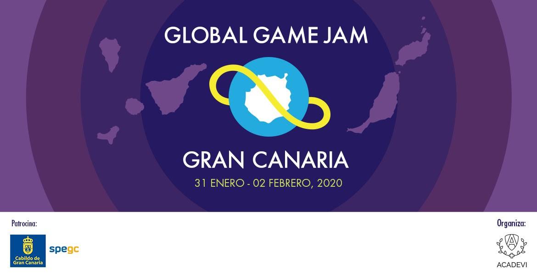 Apuntante ya a la Global Game Jam presencial gracias a ACADEVI
