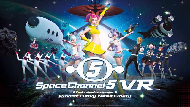 Space Channel 5 VR llega a PSVR a finales de mes