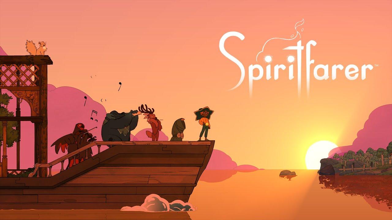Spiritfarer es lo nuevo de Thunder Lotus