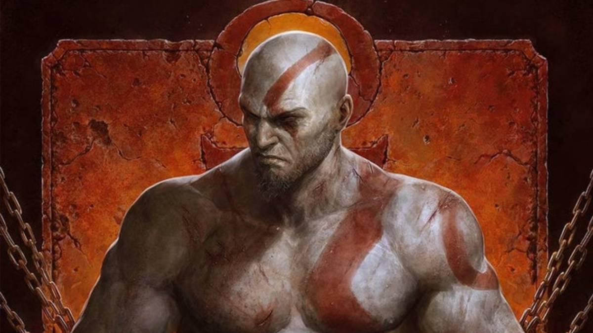 Un Cómic nos revelara la vida de Kratos durante los años perdidos
