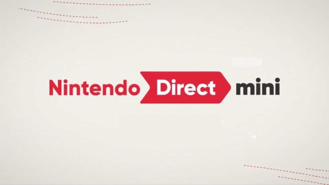 Nintendo Direct Mini Sorpresa