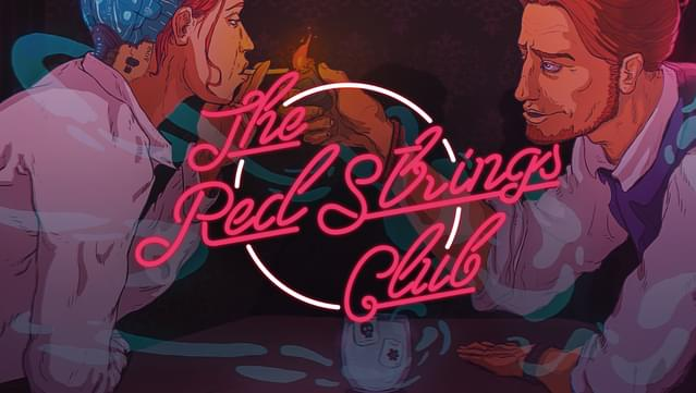 Distopía - The Red Strings Club