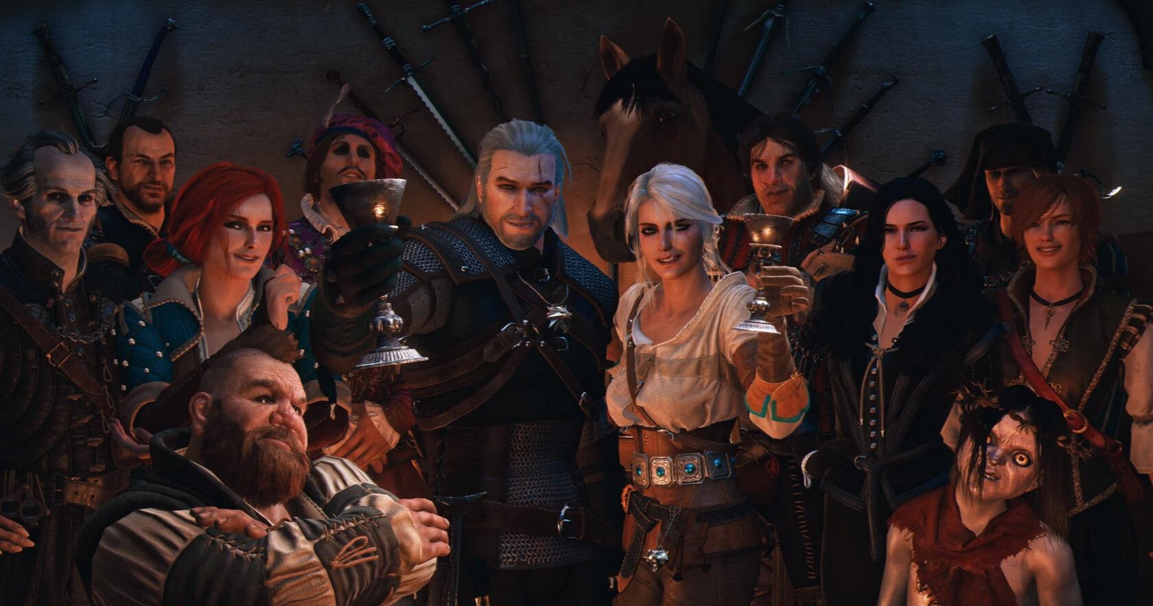 CD Projekt RED comenzaría a trabajar en otro juego de The Witcher