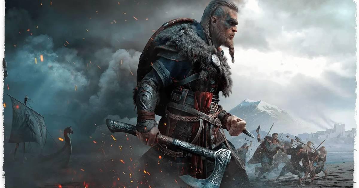Assassin's Creed Valhalla: Primer tráiler oficial y fecha de lanzamiento