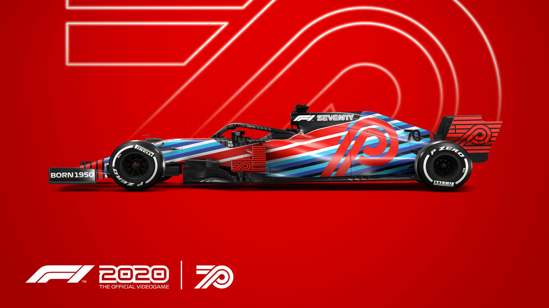 Codemasters anuncia F1 2020