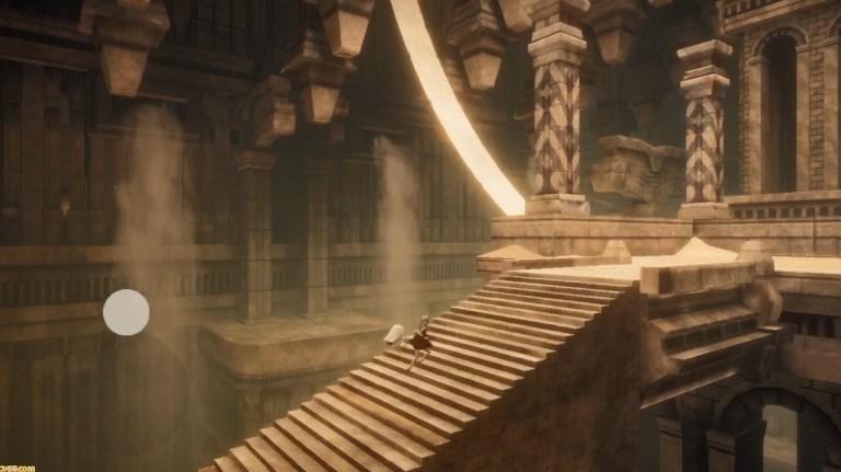 NieR Re[in]carnation: primer video de jugabilidad