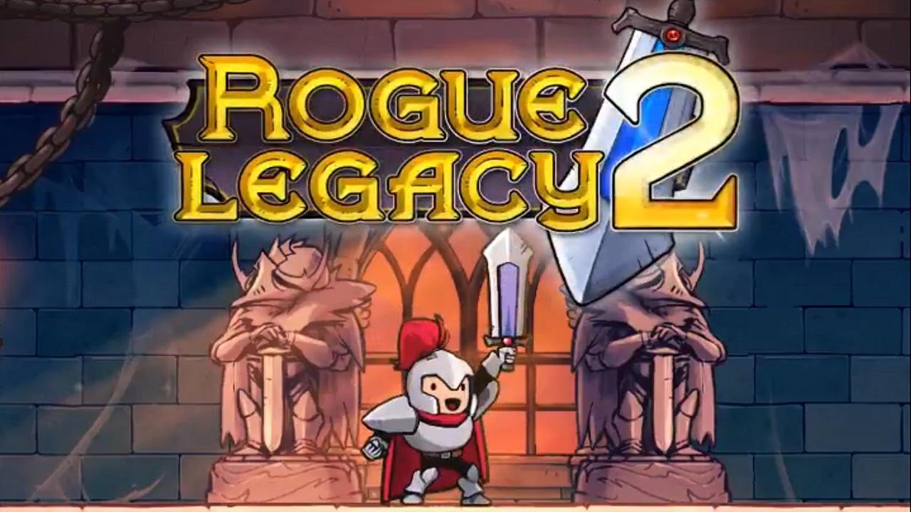 Rogue Legacy 2 es una realidad que llegará pronto
